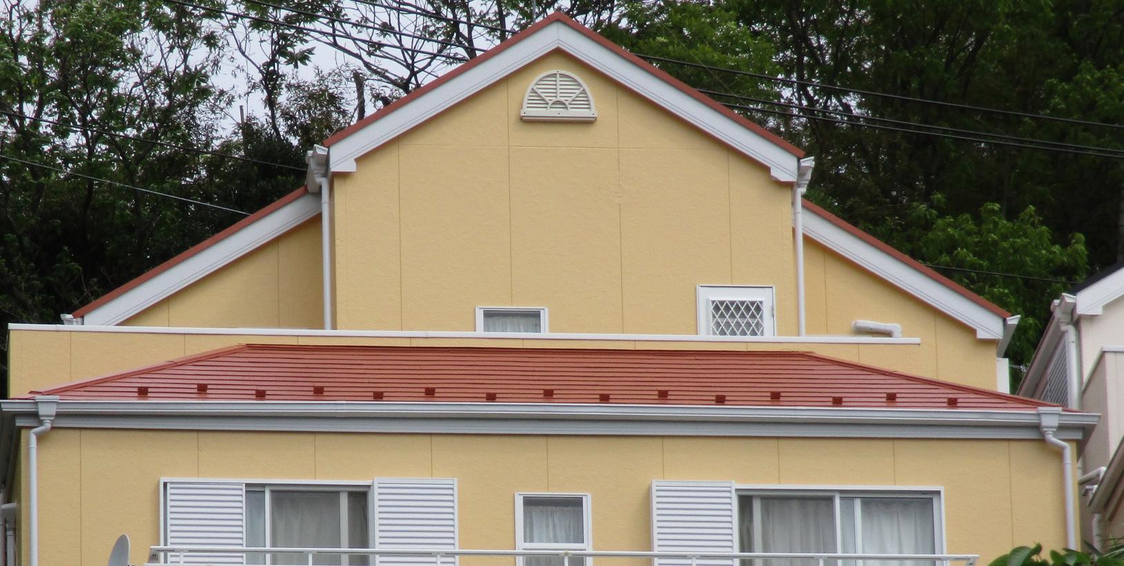プレミアムリフォームで屋根も壁もプレミアムに プレミアムルーフ