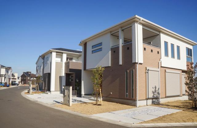 戸建て住宅塗り替え・カラーシミュレーションで色彩提案(東京都中野区)