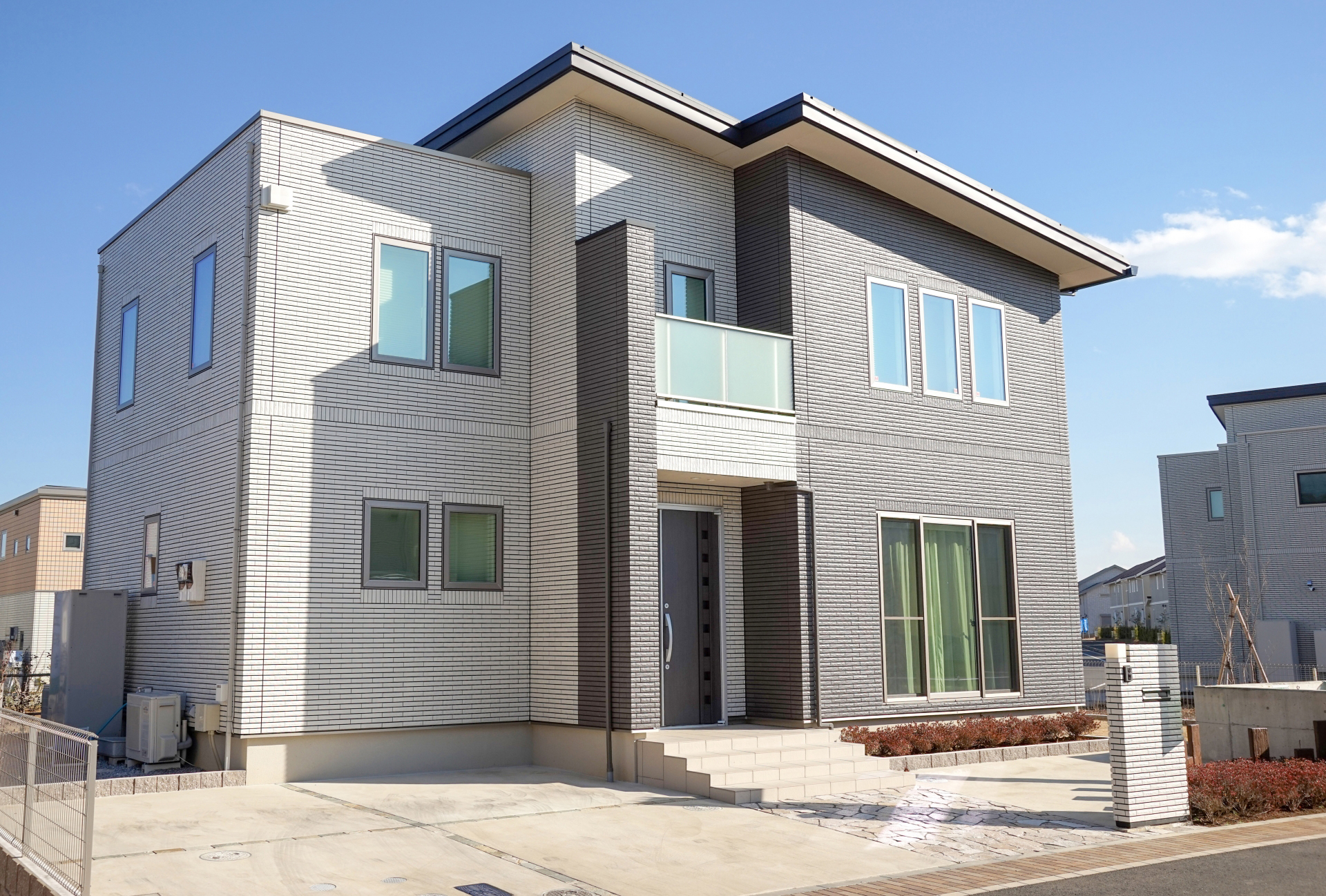 戸建て住宅塗り替え(神奈川県)